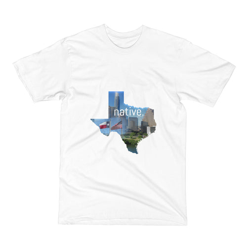 Texas Native Men's Tee