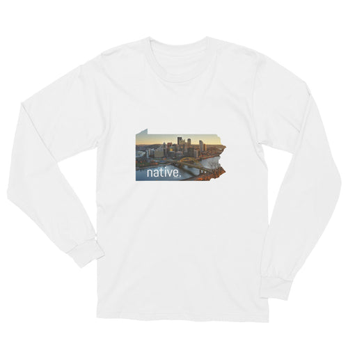 Pennsylvania Native Long Sleeve Tee