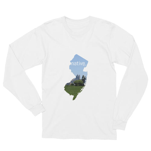 New Jersey Native Long Sleeve Tee
