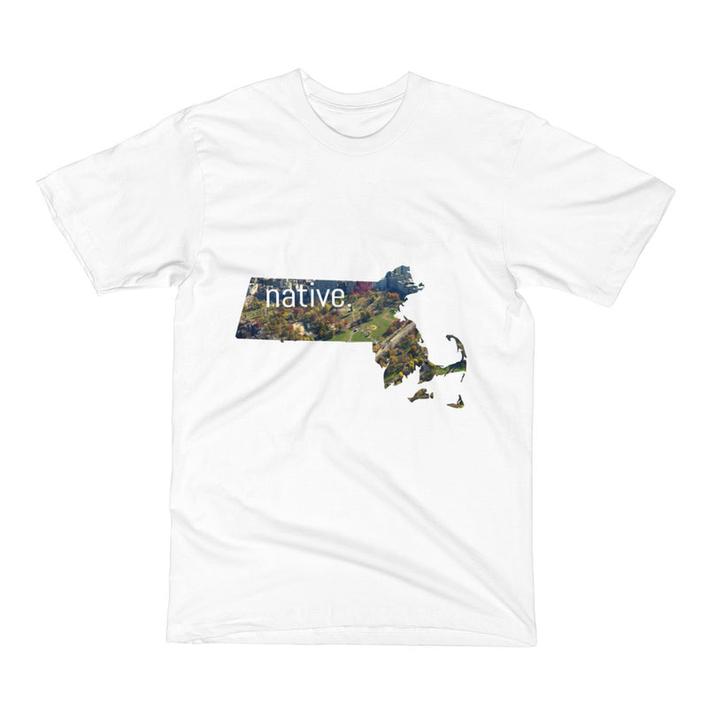 Massachusetts Native Men's Tee