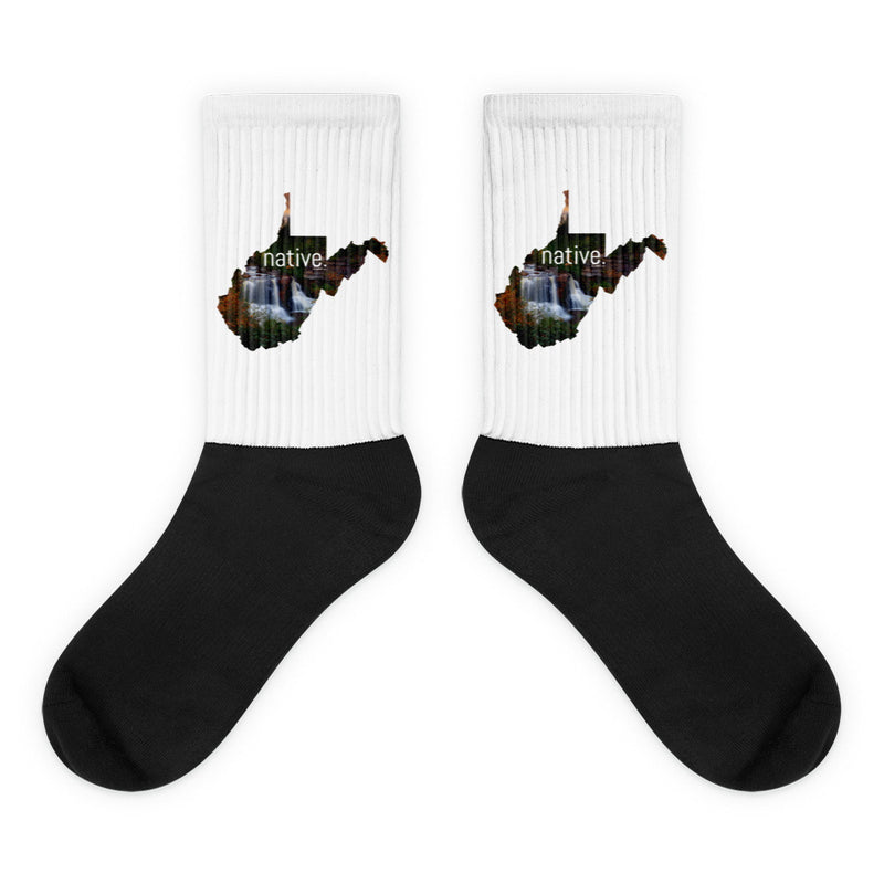 West Virginia Native Socks