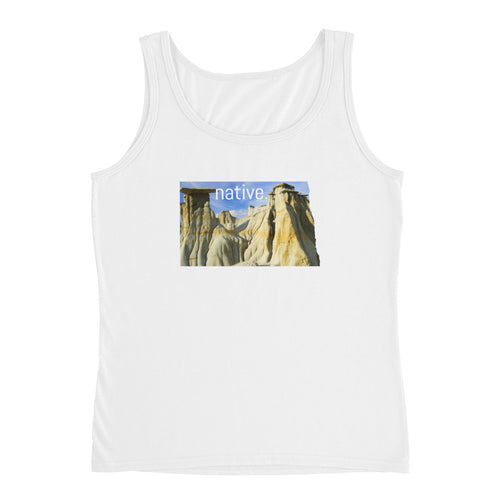 North Dakota Native Women's Tank Top