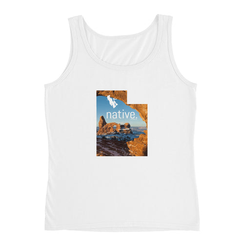 Utah Native Women's Tank Top