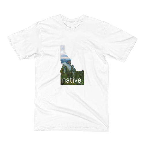 Idaho Native Men's Tee