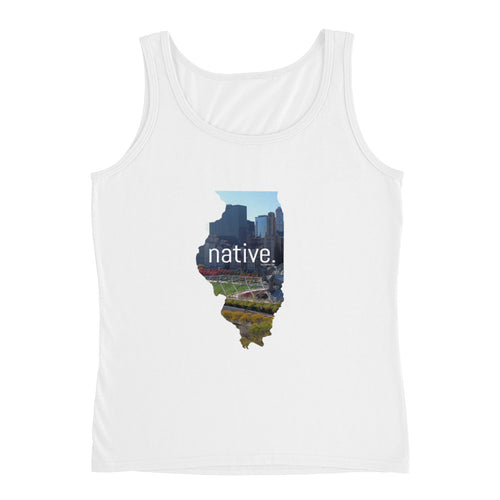 Illinois Native Women's Tank Top