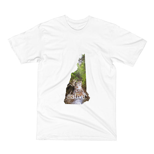 New Hampshire Native Men's Tee