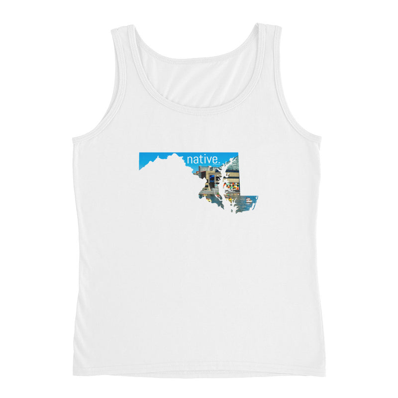 Maryland Native Women's Tank Top