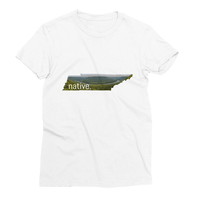 Tennessee Native Women's Tee