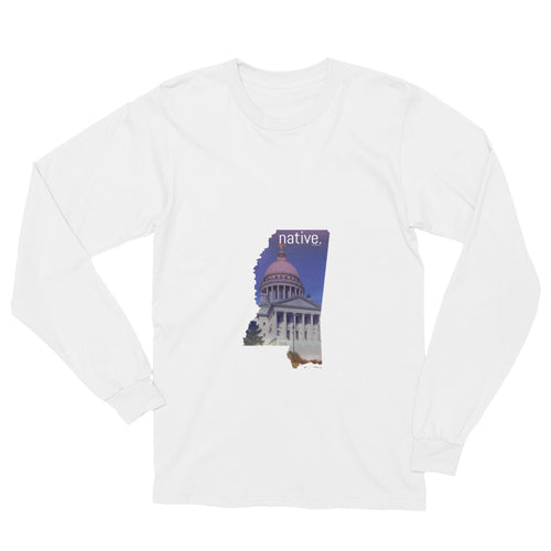 Mississippi Native Long Sleeve Tee