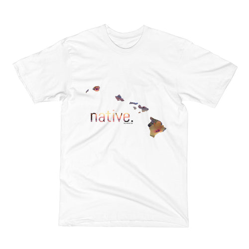 Hawaii Native Men's Tee