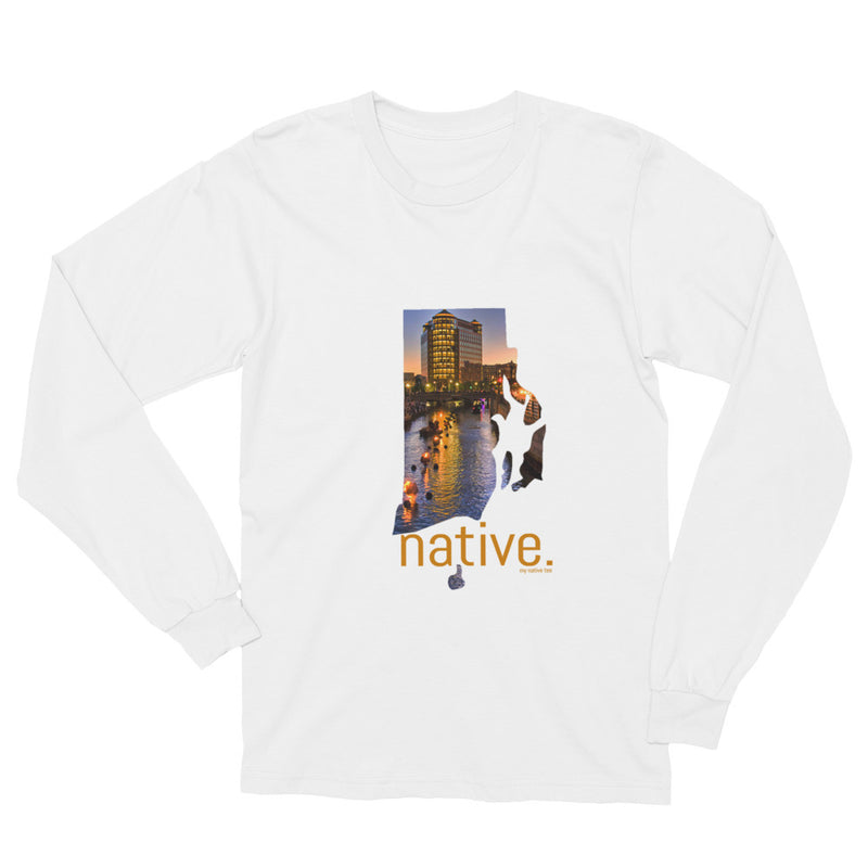 Rhode Island Native Long Sleeve Tee