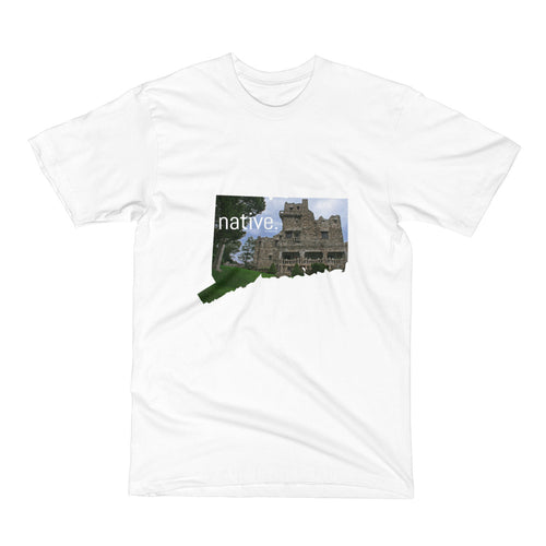 Connecticut Native Men's Tee