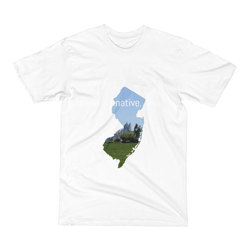 New Jersey Native Men's Tee