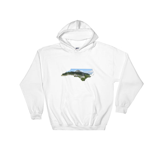 North Carolina Native Hoodie