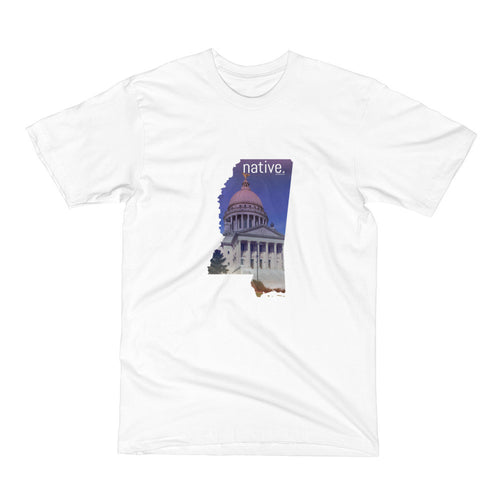 Mississippi Native Men's Tee