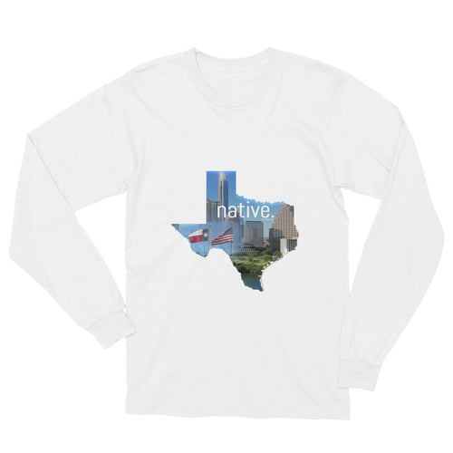 The Texas Native Long Sleeve Tee