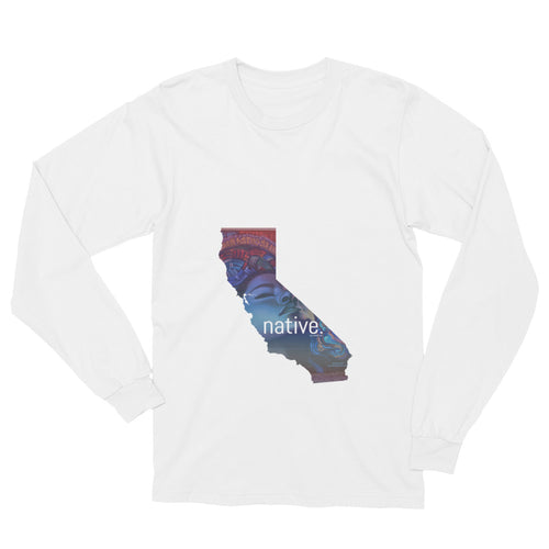 California Native Long Sleeve Tee