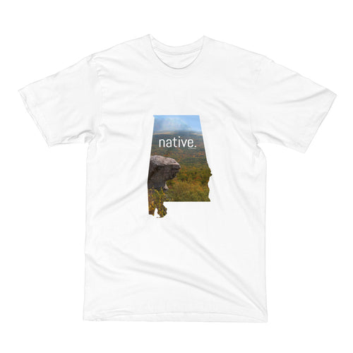 Alabama Native Men's Tee
