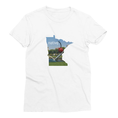Minnesota Native Women's Tee