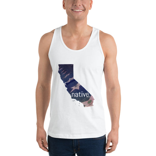 California Native Men's Tank Top (Limited Edition)