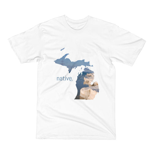 Michigan Native Men's Tee