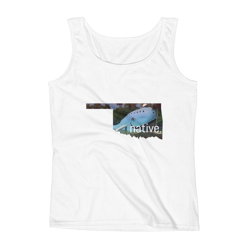 Oklahoma Native Women's Tank Top