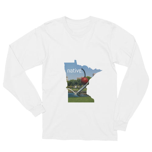 Minnesota Native Long Sleeve Tee