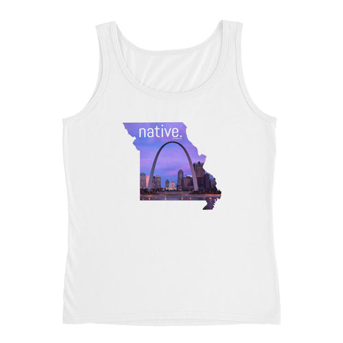 Missouri Native Women's Tank Top