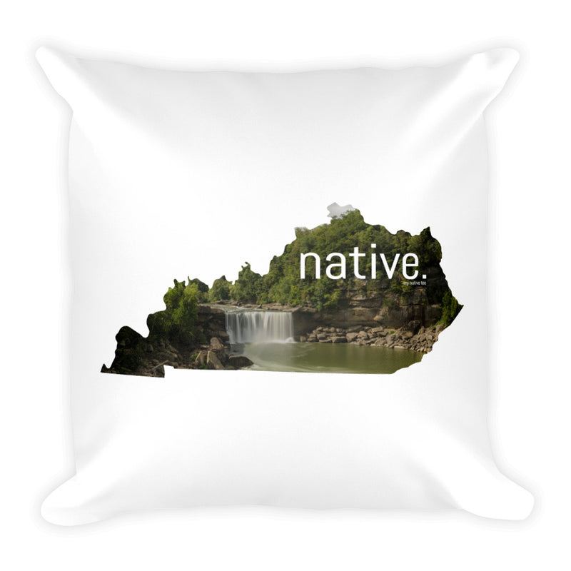 Kentucky Native Pillow