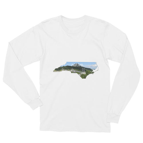 North Carolina Native Long Sleeve Tee