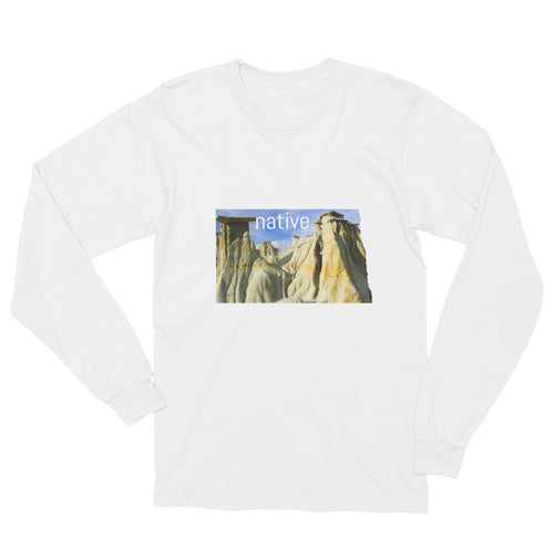North Dakota Native Long Sleeve Tee