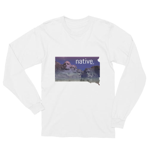 South Dakota Native Long Sleeve Tee