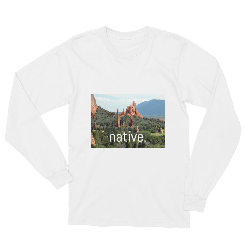 Colorado Native Long Sleeve Tee