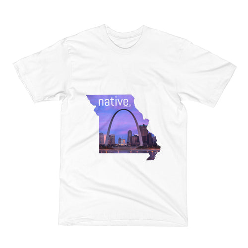 Missouri Native Men's Tee