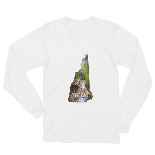 New Hampshire Native Long Sleeve Tee