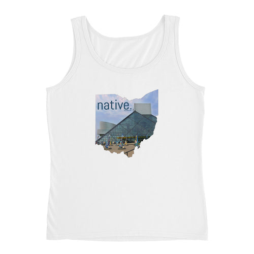 Ohio Native Women's Tank Top