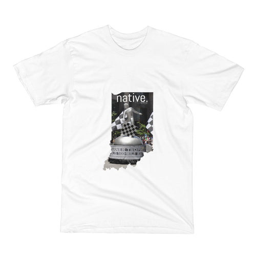 Indiana Native Men's Tee