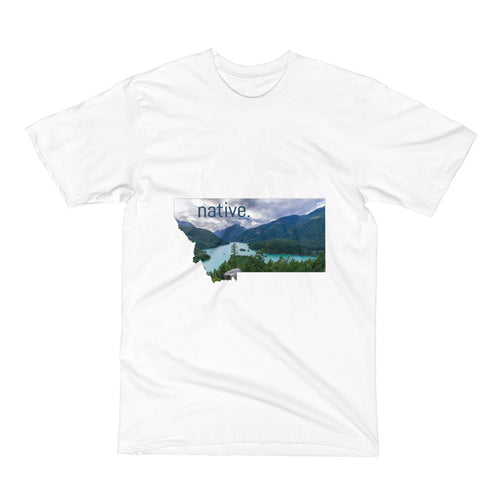 Montana Native Men's Tee