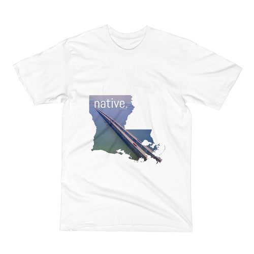 Louisiana Native Men's Tee