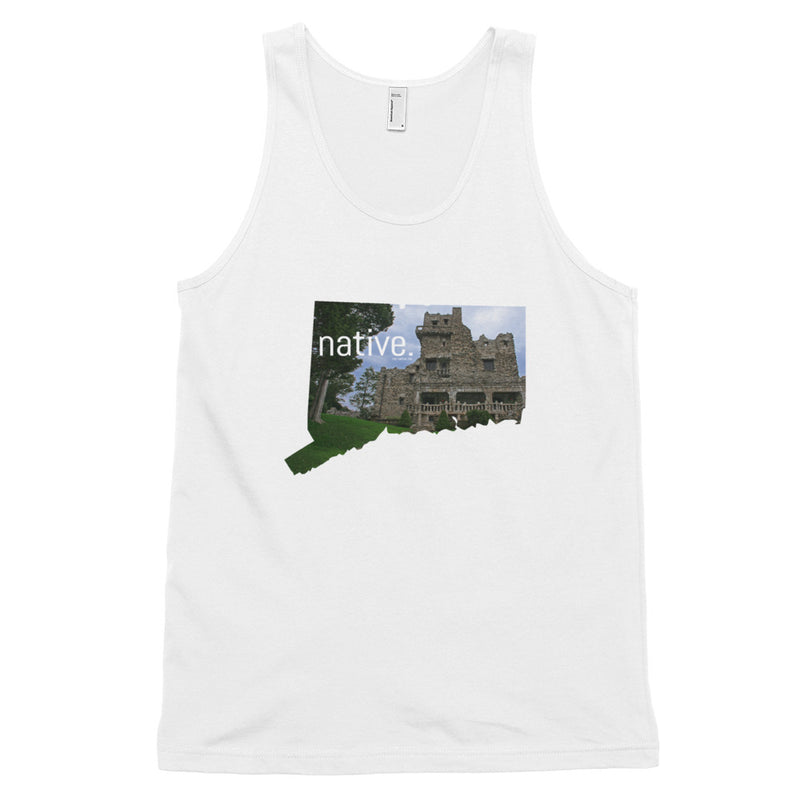 Connecticut Native Men's Tank Top