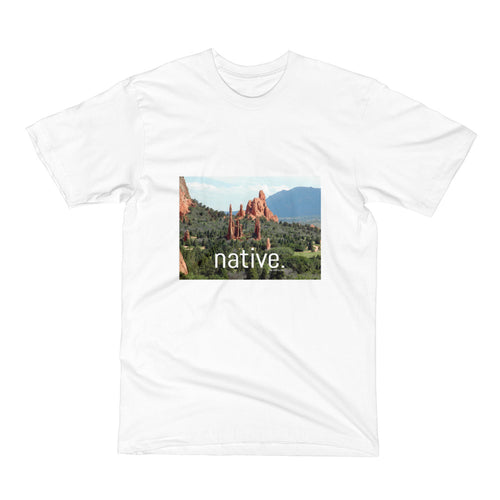 Colorado Native Men's Tee