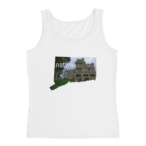 Connecticut Native Women's Tank Top