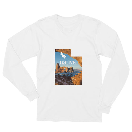 Utah Native Long Sleeve Tee