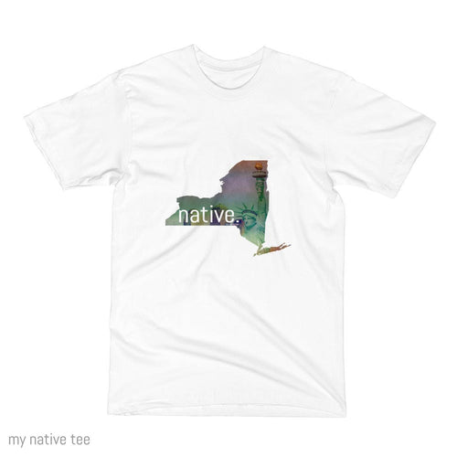 New York Native Men's Tee My Native Tee