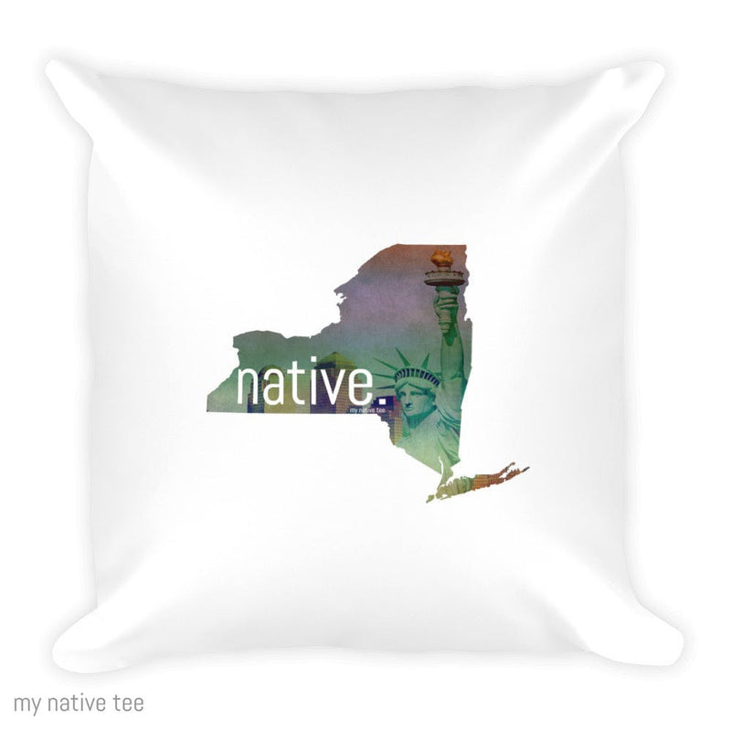 New York Native Pillow My Native Tee
