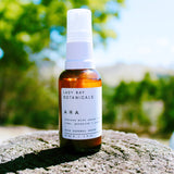 H-A + Bulgarian Rose + Hyaluronic Acid Hydration Booster Facial Serum - Lady Bay Botanicals Organic + Natural Skin Care + Facial Care - Warrnambool + Port Fairy - Bio Active Botanical Skin Care + Facial Care - Coastal Skin Care Australia