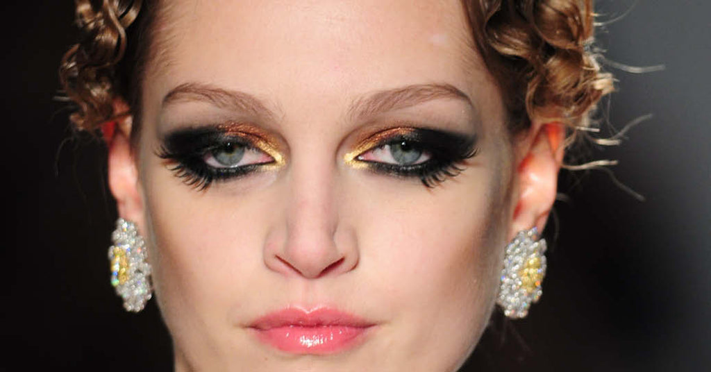 Smokey Eyes Two-Tones-Look