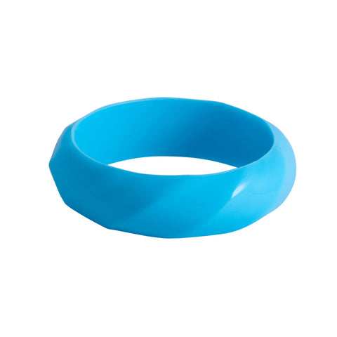 Twisted Bangle Turquoise