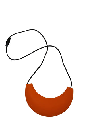 Cleopatra Necklace Orange