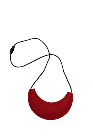 Cleopatra Necklace Red